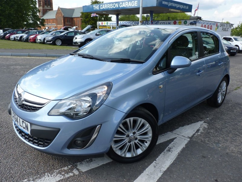 used Vauxhall Corsa Sxi in hampshire-and-surrey