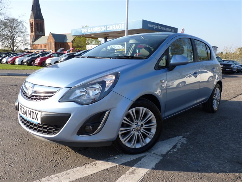 used Vauxhall Corsa SE in hampshire-and-surrey