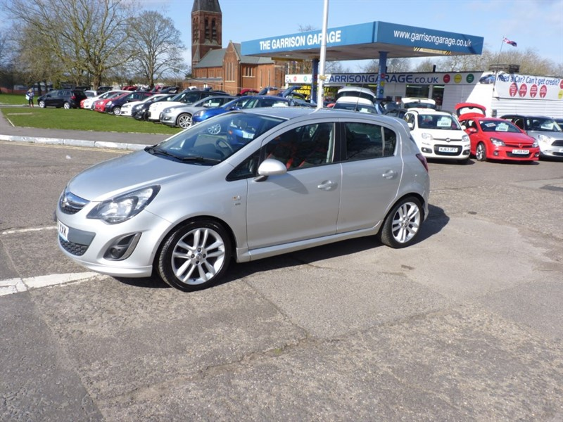 used Vauxhall Corsa SRI in hampshire-and-surrey