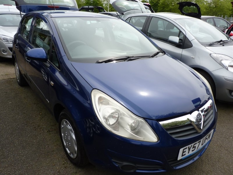 used Vauxhall Corsa LIFE AC CDTI in hampshire-and-surrey