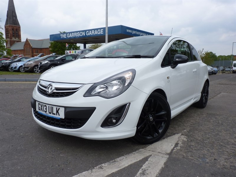used Vauxhall Corsa LIMITED EDITION in hampshire-and-surrey