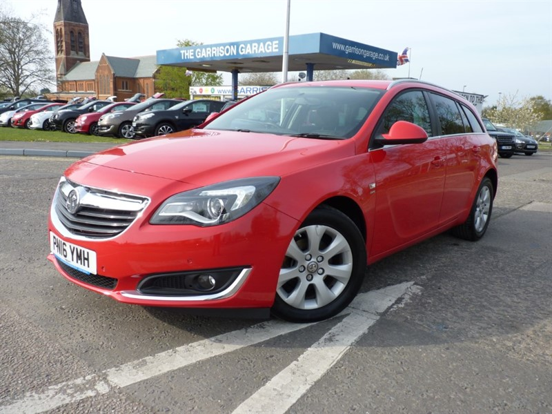 used Vauxhall Insignia SRI CDTI ECOFLEX S/S in hampshire-and-surrey