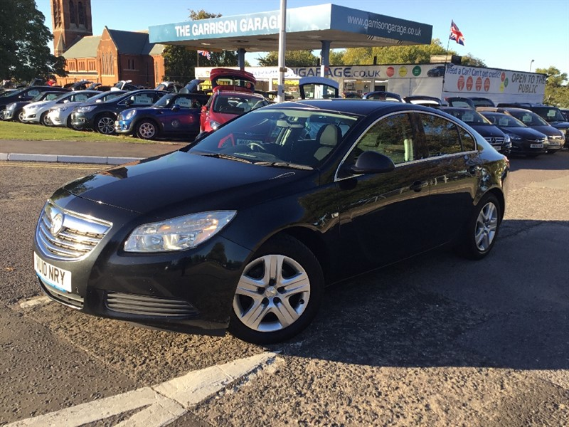 used Vauxhall Insignia EXCLUSIV NAV CDTI ECOFLEX in hampshire-and-surrey