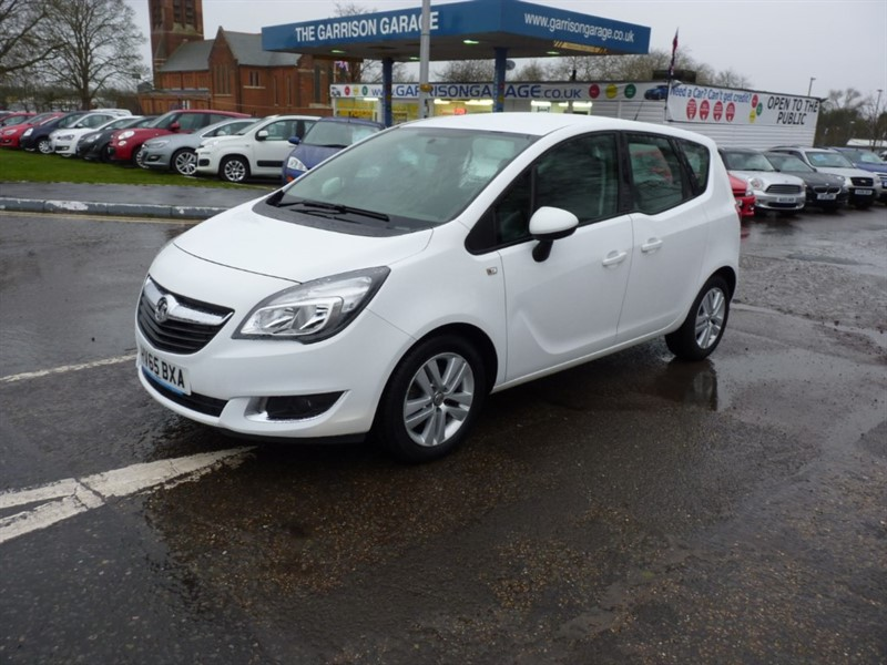 used Vauxhall Meriva LIFE in hampshire-and-surrey