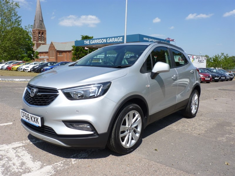 used Vauxhall Mokka X ACTIVE S/S in hampshire-and-surrey