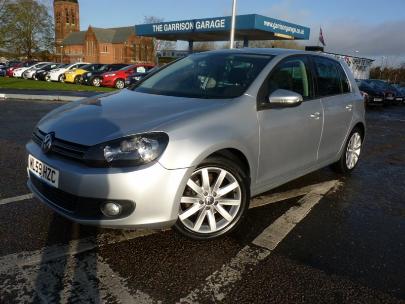 used VW Golf GT TDI in hampshire-and-surrey