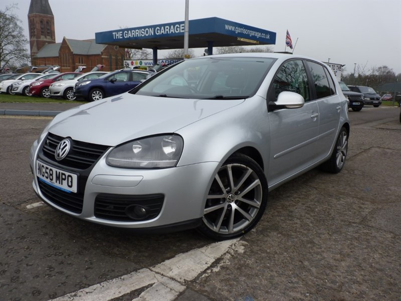 used VW Golf GT TDI 140 in hampshire-and-surrey