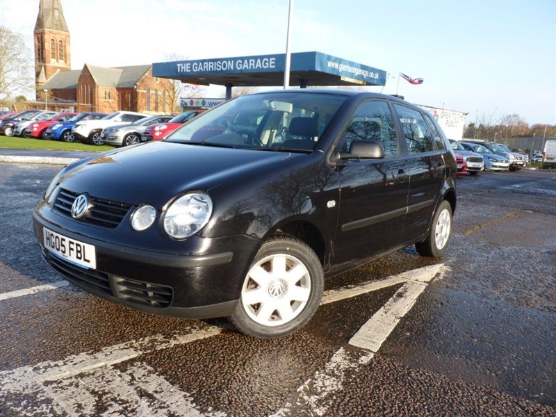 used VW Polo TWIST in hampshire-and-surrey