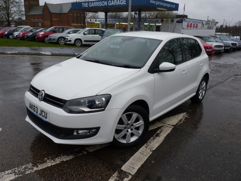 used VW Polo MATCH EDITION in hampshire-and-surrey