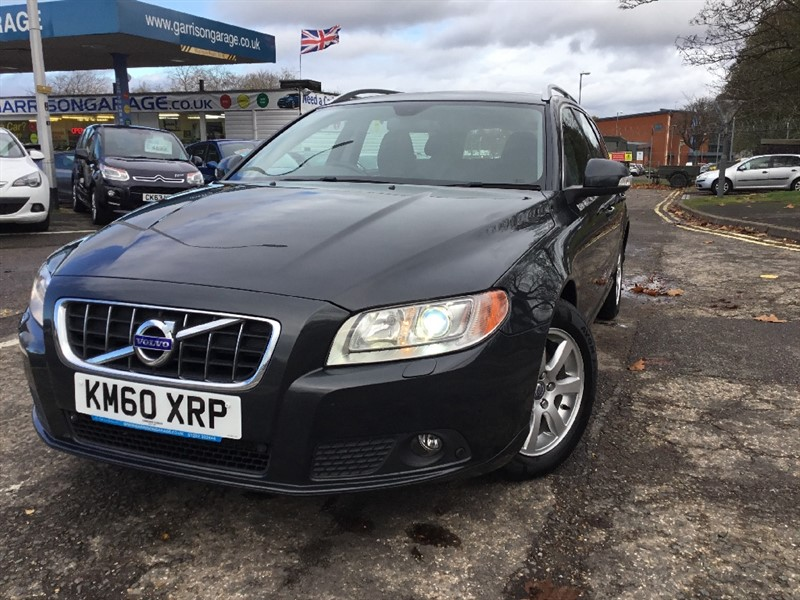 used Volvo V70 D DRIVE SE LUX in hampshire-and-surrey