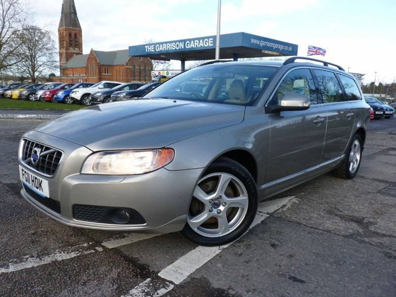 used Volvo V70 D3 SE in hampshire-and-surrey