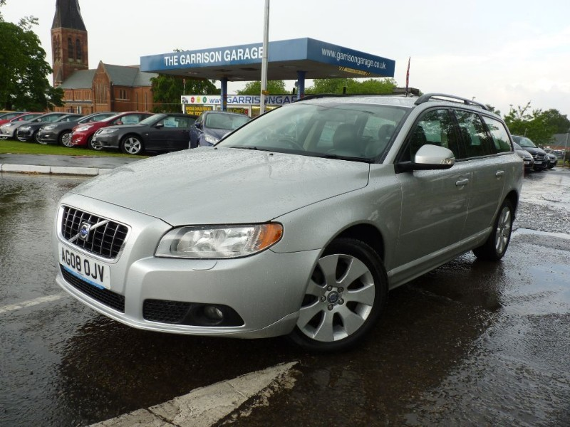 used Volvo V70 D SE in hampshire-and-surrey