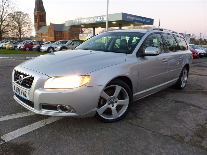 used Volvo V70 D3 R -DESIGN in hampshire-and-surrey