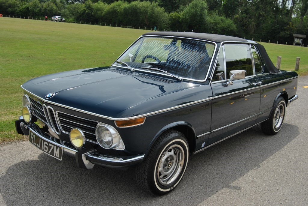 factory price 3b695 27db0 Used Blue BMW 2002 Baur for Sale | West Sussex