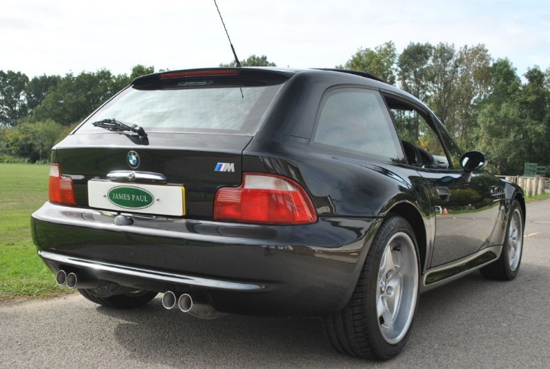 Used Cosmos Black Metalic Bmw M Coupe For Sale West Sussex
