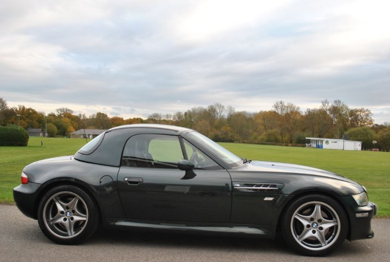 Used Oxford Green Ii Bmw M Roadster For Sale West Sussex