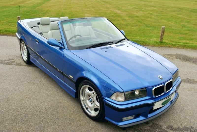 Used Estoril Blue BMW M3 for Sale | West Sussex