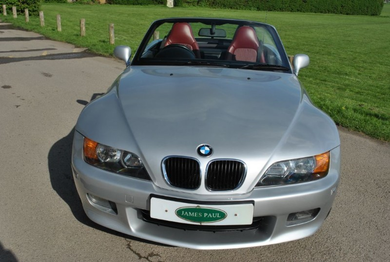 Used Titan Silver Bmw Z3 For Sale West Sussex