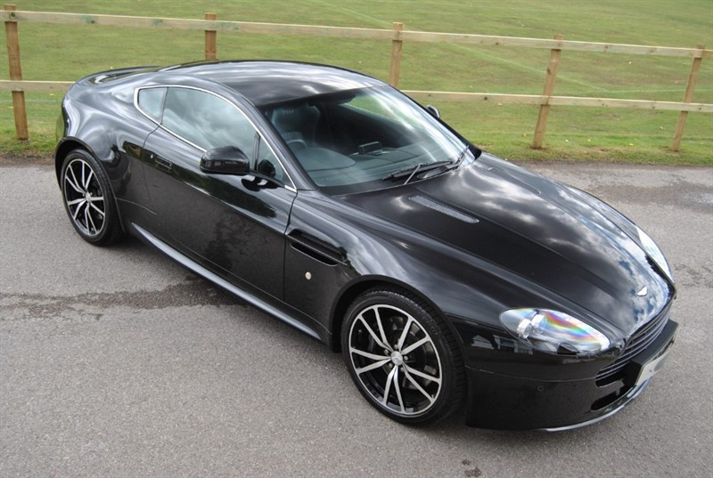 used Aston Martin Vantage N420 - 1of 420 Special Editions in west-sussex-surrey
