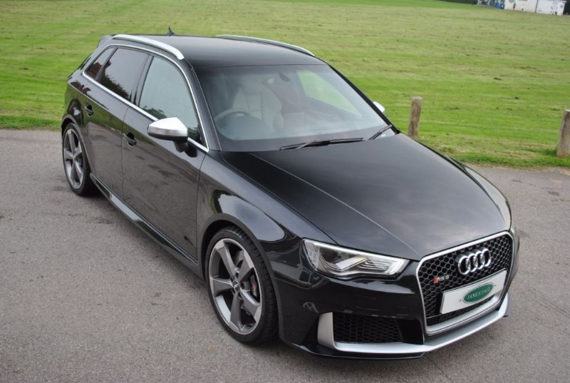 used Audi A3 RS3 SPORTBACK QUATTRO - 2016 Model in west-sussex-surrey