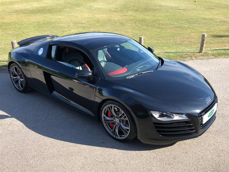 used Audi R8 LIMITED EDITION - MANUAL in west-sussex-surrey
