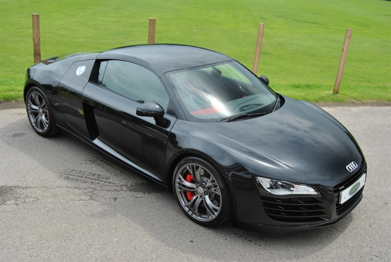used Audi R8 LE MANS LIMITED EDITION in west-sussex-surrey