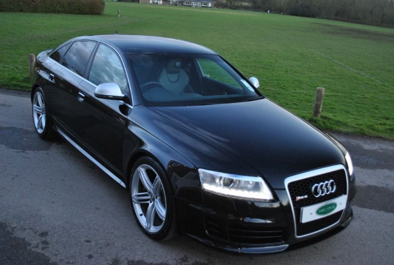 used Audi RS6 V10 Saloon  in west-sussex-surrey