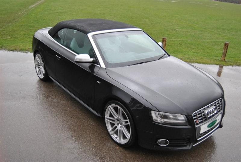 used Audi S5 TFSI QUATTRO - 20 Inch Alloys / B&O Hi Fi in west-sussex-surrey