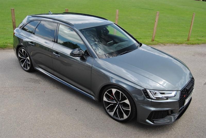 used Audi RS4 Avant TFSI QUATTRO in west-sussex-surrey