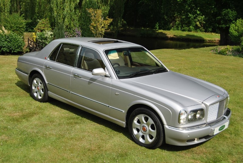 used Bentley Arnage RED LABEL 6.8 in west-sussex-surrey