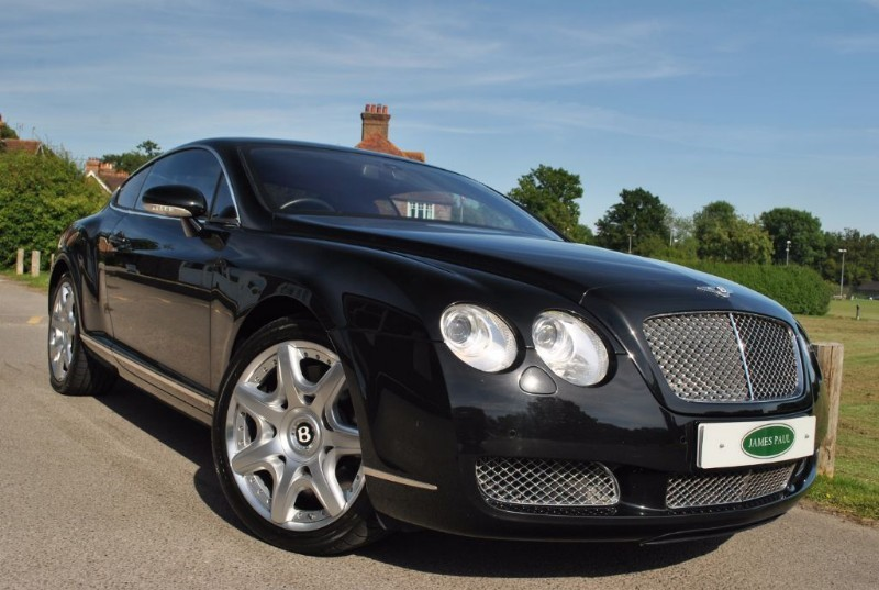 used Bentley Continental GT Mulliner Driving Specification in west-sussex-surrey