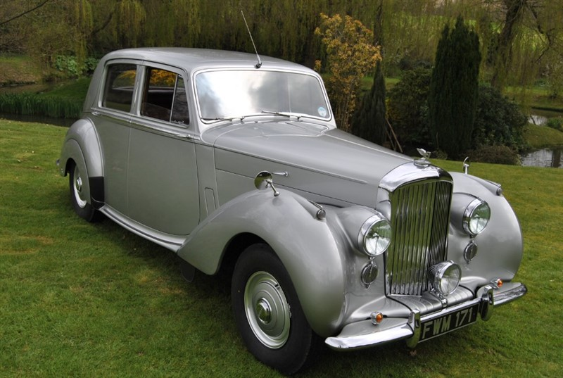 used Bentley  MK V1 - 1952 Big Bore Model in west-sussex-surrey