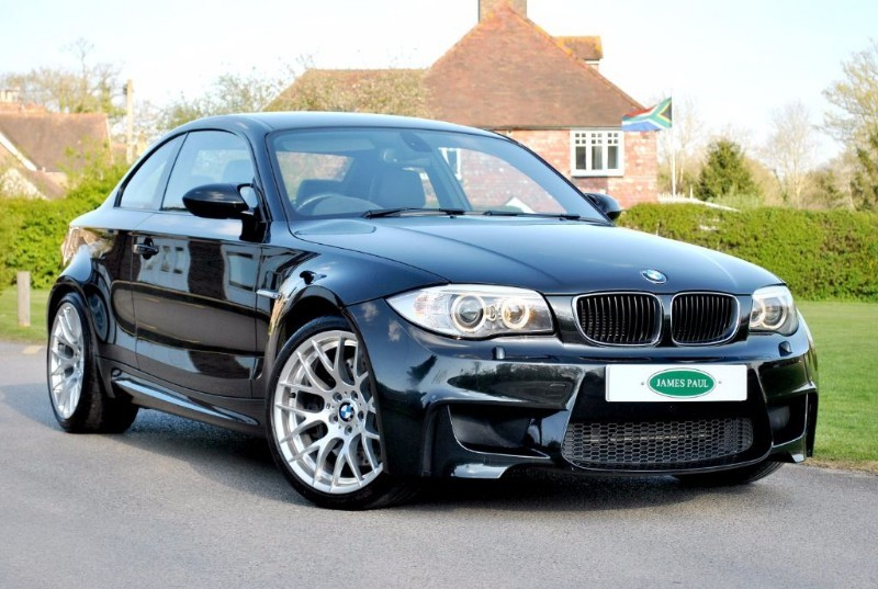 used BMW 1 Series M Coupe - 1 of only 450 Cars in west-sussex-surrey