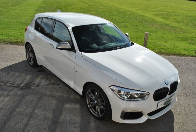 used BMW 1 Series M 135I - Sports Automatic in west-sussex-surrey