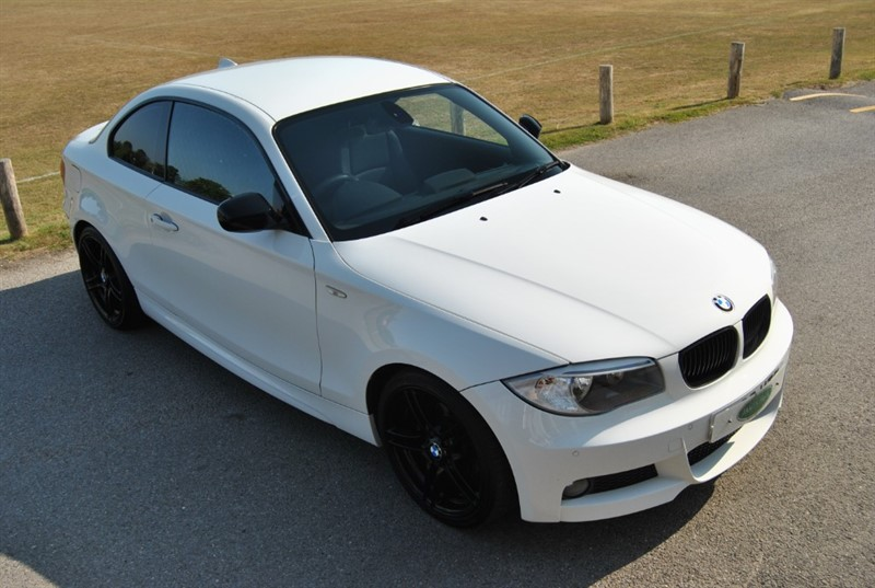 used BMW 118d SPORT PLUS EDITION in west-sussex-surrey