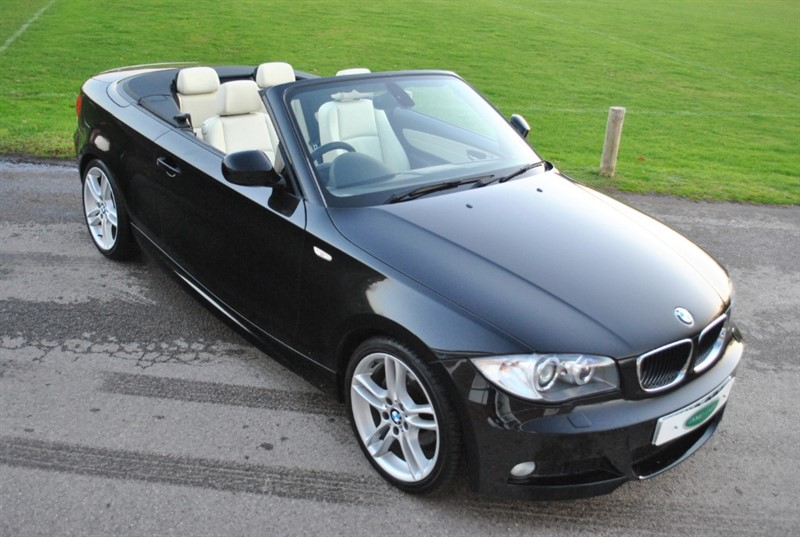 used BMW 118i M Sport Convertible in west-sussex-surrey