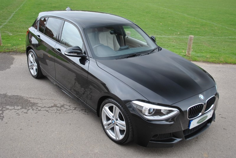 used BMW 120d M SPORT in west-sussex-surrey