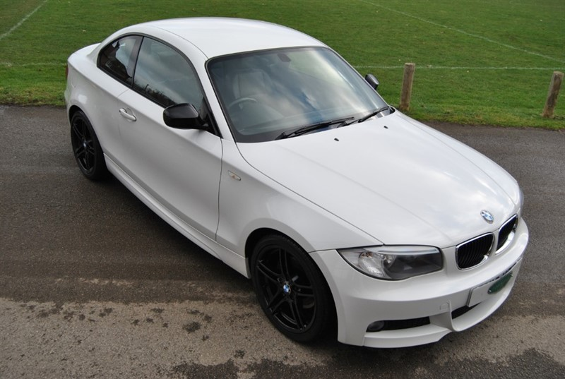 used BMW 120i M SPORT PLUS EDITION in west-sussex-surrey