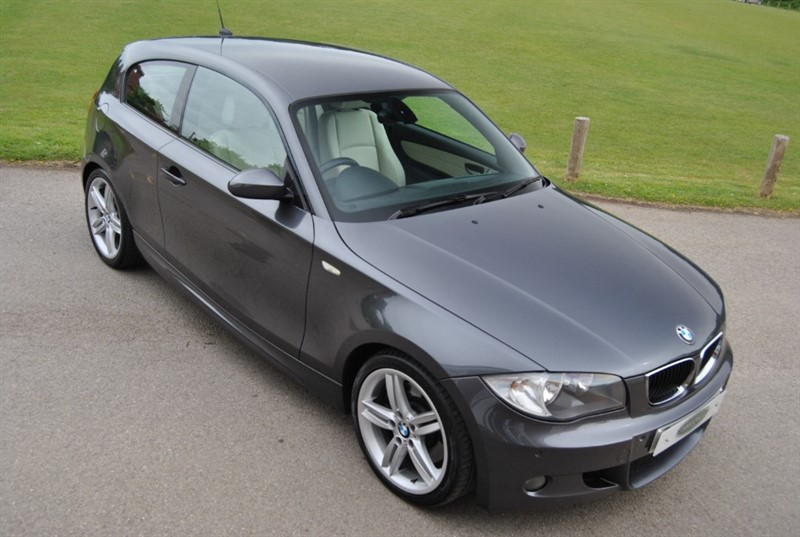 used BMW 123d M Sport Bi Turbo in west-sussex-surrey