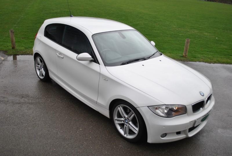used BMW 123d M Sport Bi Turbo in west-sussex-surrey