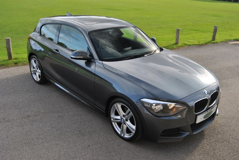 used BMW 125i M SPORT in west-sussex-surrey