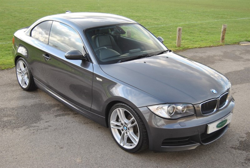 used BMW 135i M Sport Bi Turbo Coupe in west-sussex-surrey