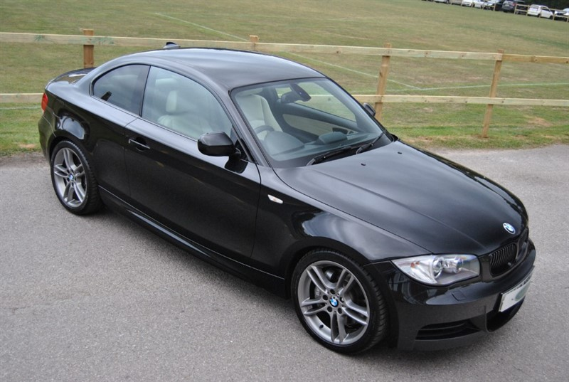 used BMW 135i M SPORT DCT - N55 in west-sussex-surrey
