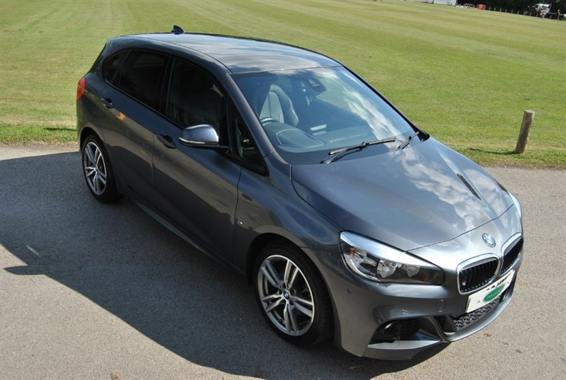used BMW 218d M SPORT ACTIVE TOURER in west-sussex-surrey