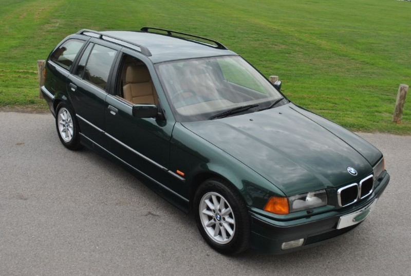 used BMW 328i E36 SE TOURING in west-sussex-surrey
