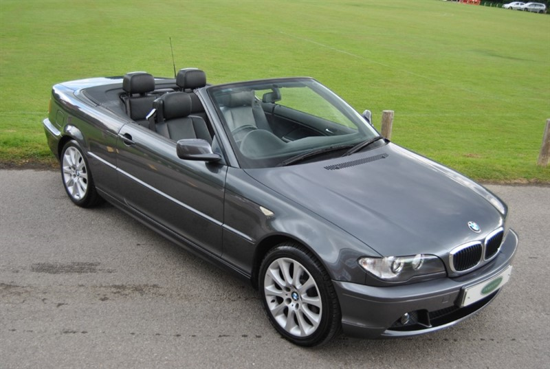 used BMW 318ci SE Hi-Line Pack  - Only 48.000 Miles in west-sussex-surrey