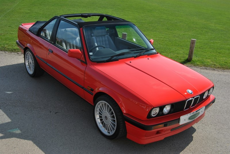 used BMW 318i Baur 318iS - 1 Of Only 29 UK RHD Cars in west-sussex-surrey