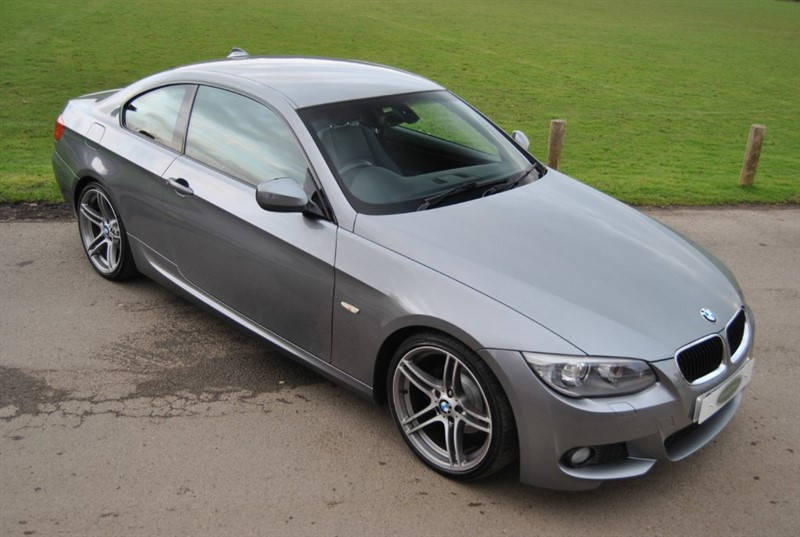 used BMW 318i M SPORT in west-sussex-surrey
