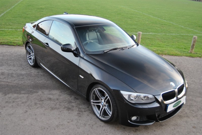 used BMW 318i M Sport Coupe - 2012 Model in west-sussex-surrey
