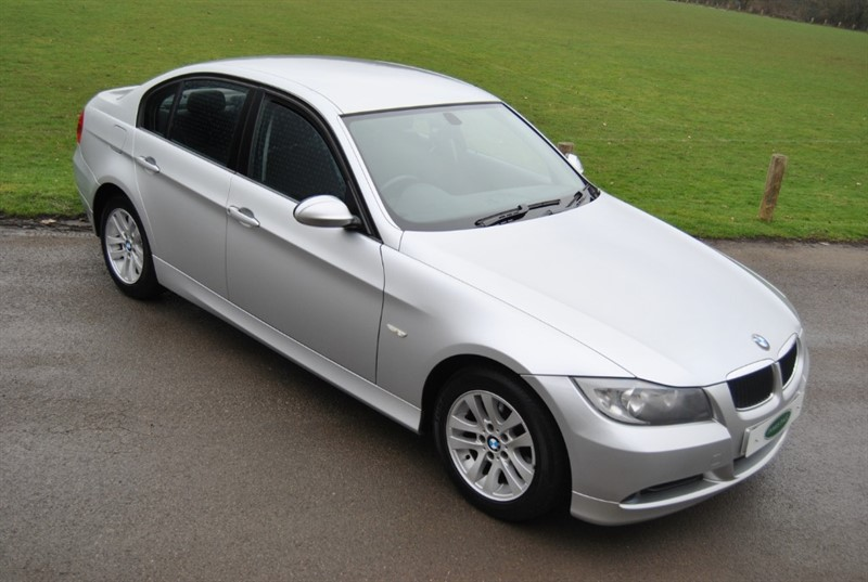 used BMW 318i SE in west-sussex-surrey